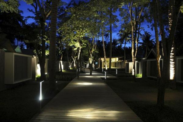 hotel design thailand rezeption gasse