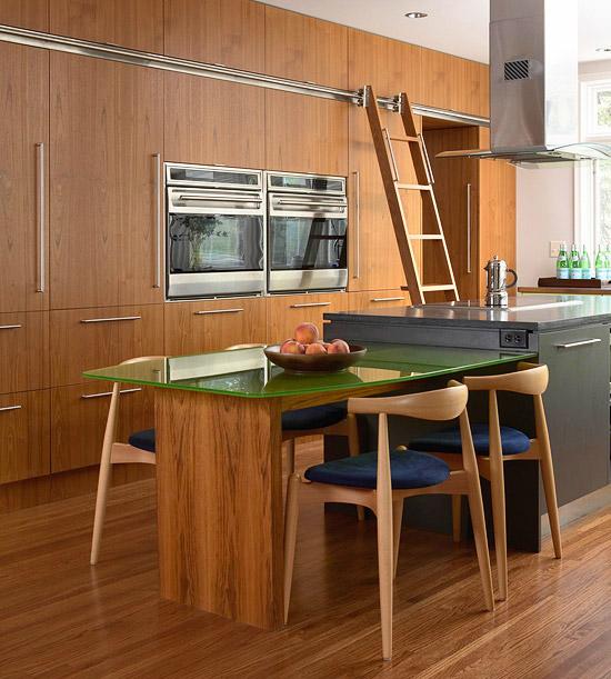 Offene Küchengestaltung: Beliebte Kücheninsel Designs