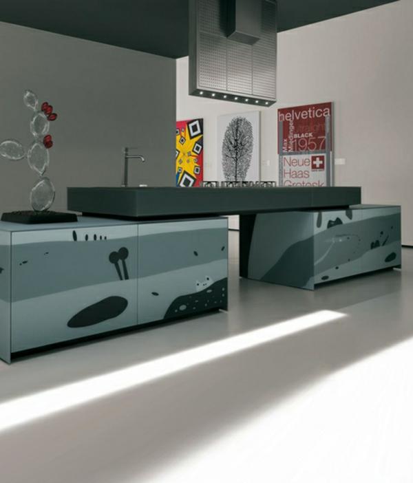 Küchen Design von Valcucine - kreative Einrichtung-Lösung