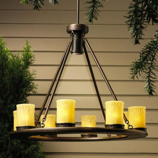 Kerzen Kronleuchter Garten: Deckenlampen von mw light und andere ...