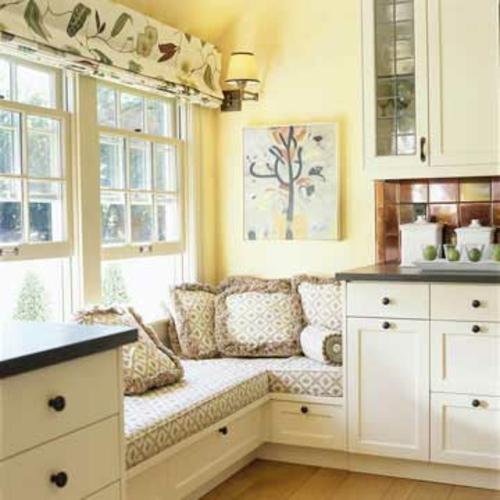 Sitzbank Fenster 21 vorschläge für gemütliche und bequeme sitzecke am fenster