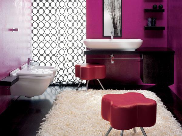 lila farbschema f r die wohneinrichtung ausprobieren. Black Bedroom Furniture Sets. Home Design Ideas