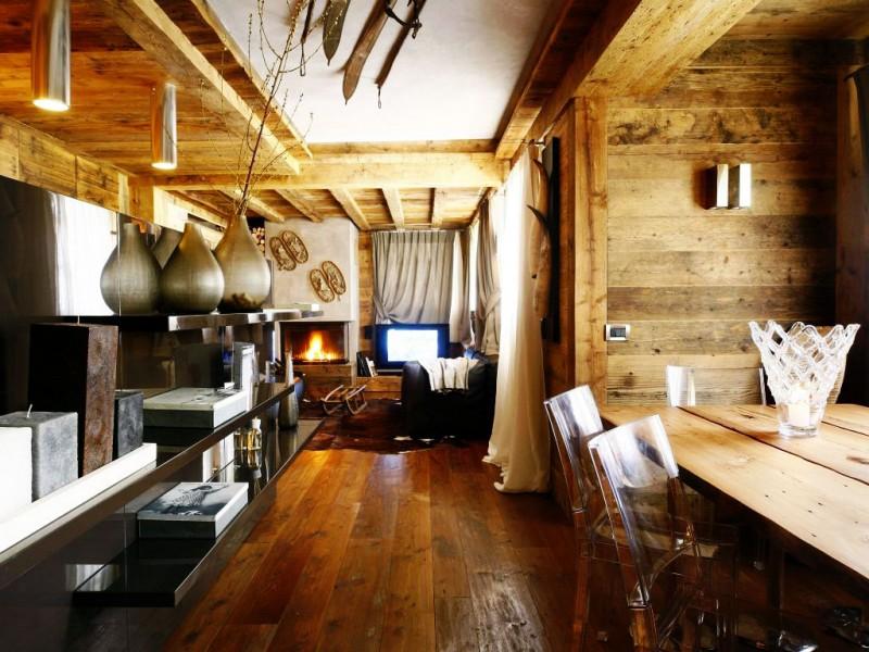 Luxus villa im landhausstil ampezzo meleres in italien