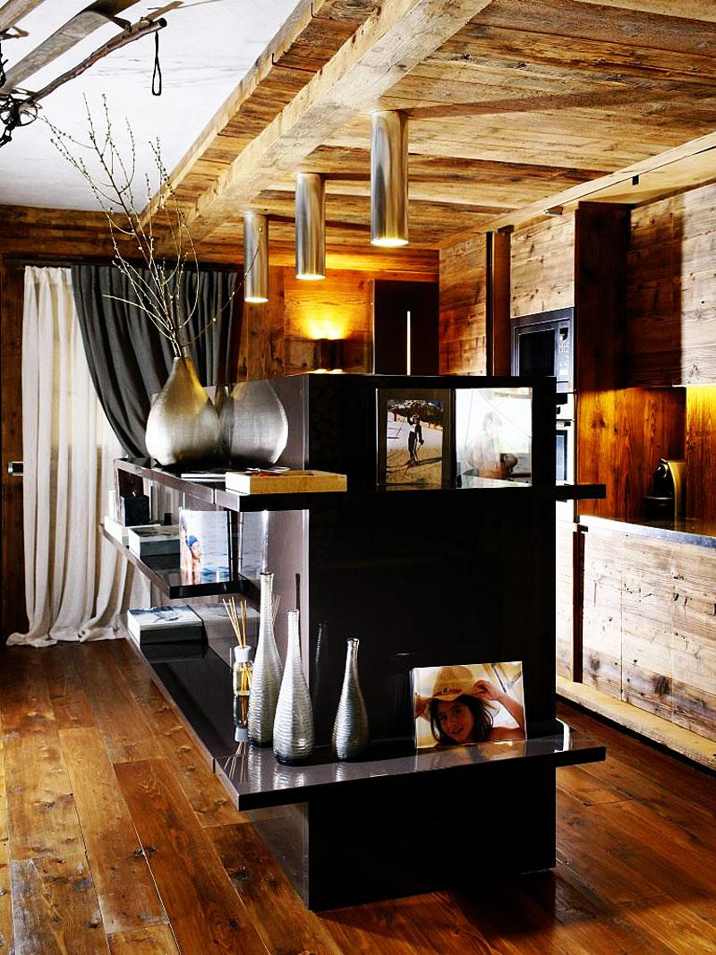 luxus villa im landhausstil ampezzo meleres in italien. Black Bedroom Furniture Sets. Home Design Ideas