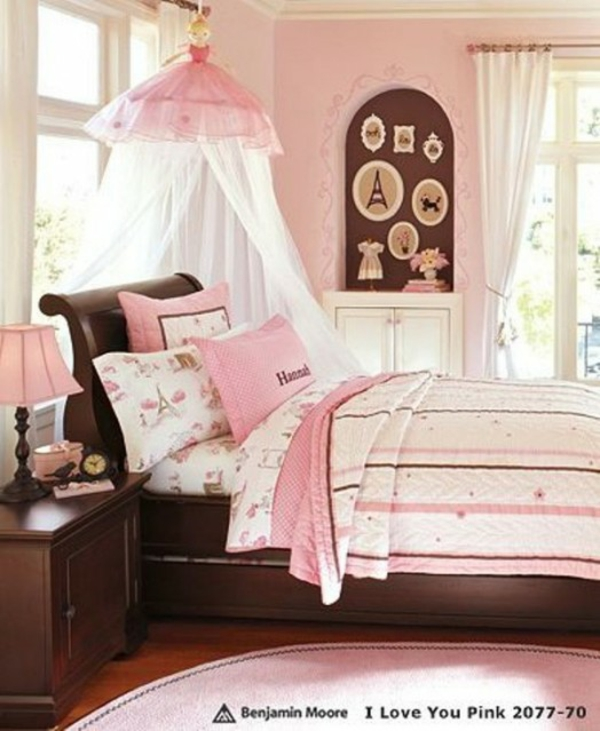 schlafzimmer ideen braun mit rosa. Black Bedroom Furniture Sets. Home Design Ideas