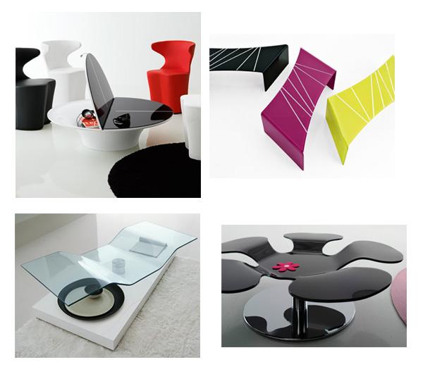 möbel luxus innovativ kaffeetisch design modelle