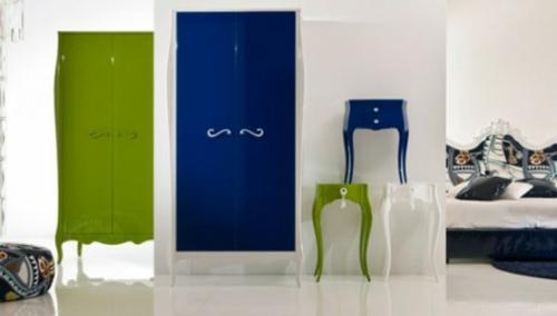 moda sinfonie14 kollektion schlafzimmer blau grün