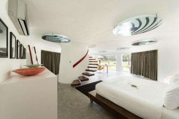 Villa Wohnzimmer Modern ~ Verschiedenes Interessantes Design Für ... Villa Wohnzimmer Modern
