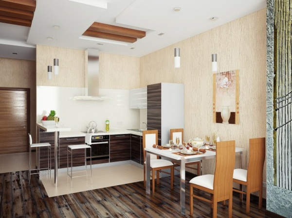 wohnküche ideen | kulpandassoc, Hause ideen