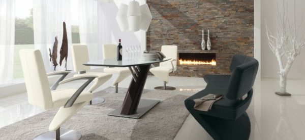 Moderne Möbel 30 moderne designs für das esszimmer