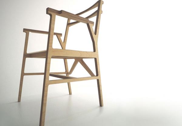 Tolle moderne st hle und akzente von marco sousa santos for Akzente design