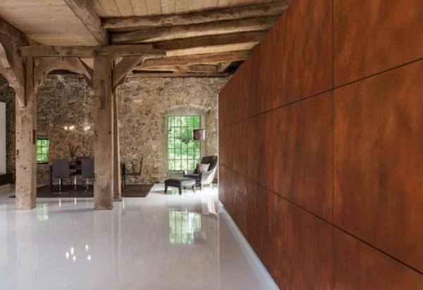 Moderne versteckte küche innovatives design von warendorf