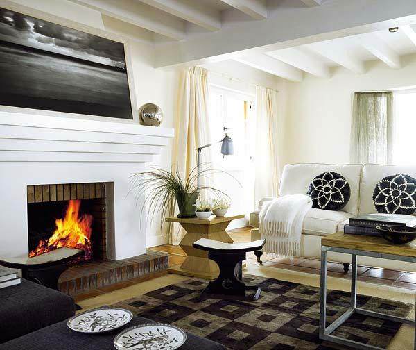 neutrales farbschema stilvolle dekoration zu hause. Black Bedroom Furniture Sets. Home Design Ideas