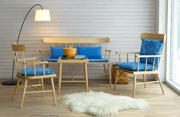 nordische wohnzimmer ideen design NC nordic care