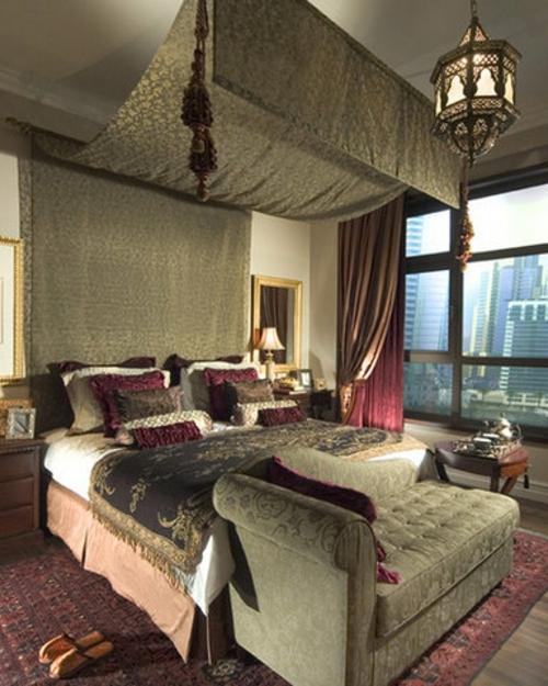 Orientalische Farben Schlafzimmer ? Vegdis.com Orientalisches Schlafzimmer Gestalten