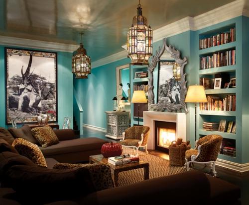 wohnideen wohnzimmer orientalisch:Ideen für orientalische Lampen in ...
