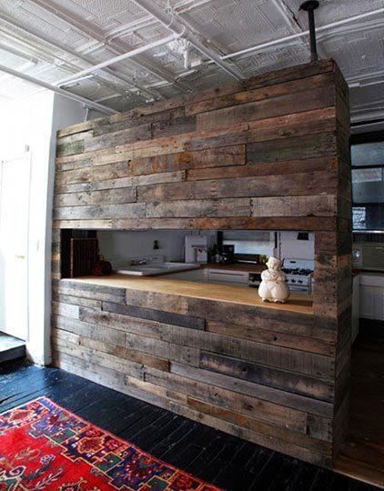 20 originelle deko ideen f r rustikales altholz. Black Bedroom Furniture Sets. Home Design Ideas