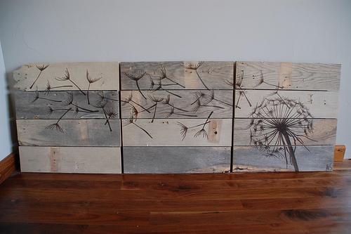 Schrank dekorieren  20 originelle Deko-Ideen für rustikales Altholz