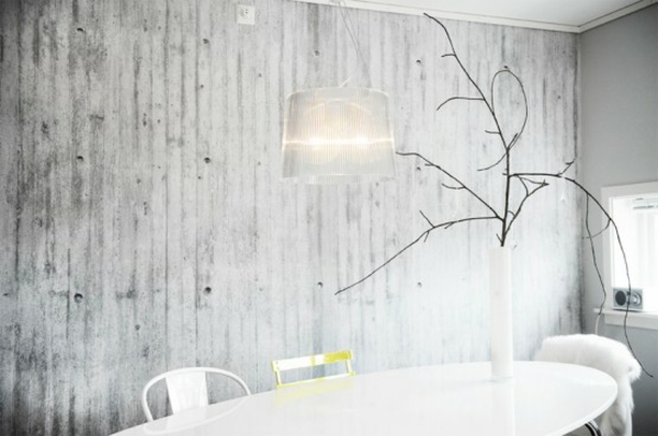 Awesome Tapeten Holzoptik Weiss Gallery - Home Design Ideas
