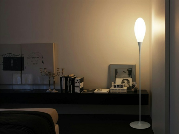 Stehlampe Modern Design: Modern floor lamps designs and pictures.