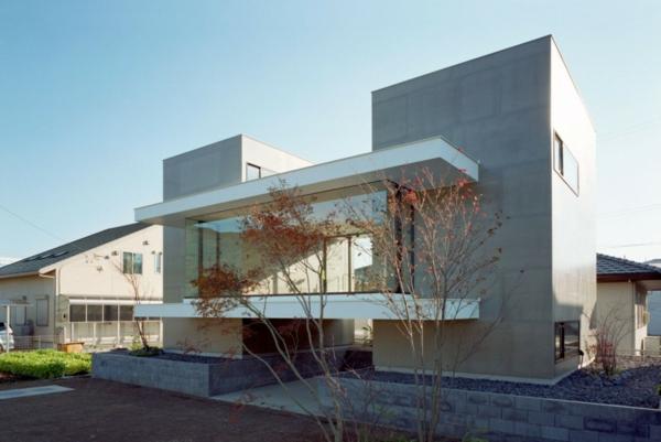 Outotunoie haus von ma style architects futuristisches - Moderne haus architektur ...
