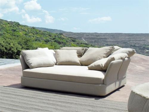 Innenhof design interior in grau faszinierende ideen - Sofas bonitos ...
