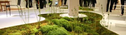 pflanzenwelt biologisch abbaubar lebend badematte idee design