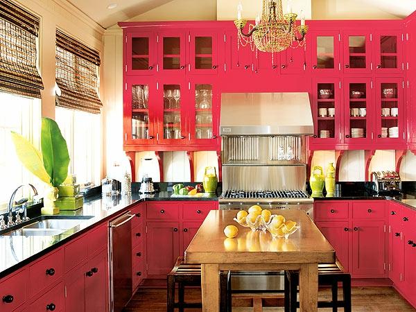 Pink Interiors - 10 stilvolle und schicke Ideen