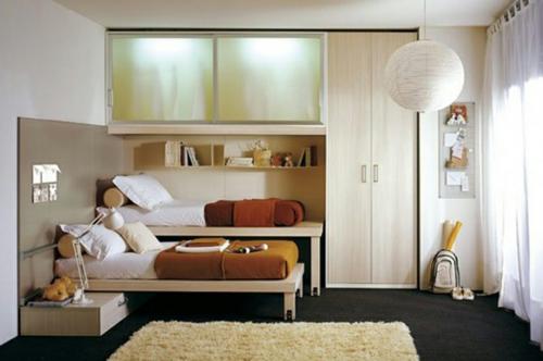 Kleines Schlafzimmer anordnen - Mission erreichbar!