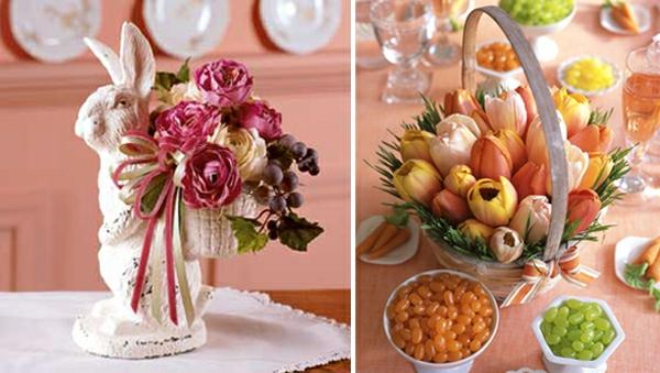 Festliche dekoration zu ostern selber machen thematische for Festliche deko