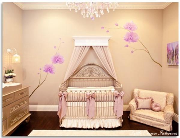 luxuriöse babyzimmer ? 11 märchenhafte designs - Luxus Babyzimmer