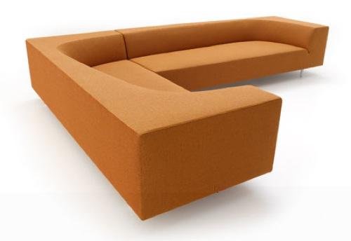praktisches sofa bora bora sofa mdf italia