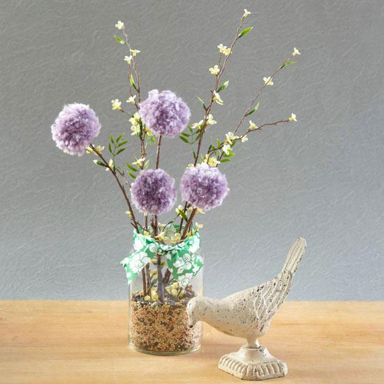 herrliche und leichte dekoration zu ostern selber machen. Black Bedroom Furniture Sets. Home Design Ideas