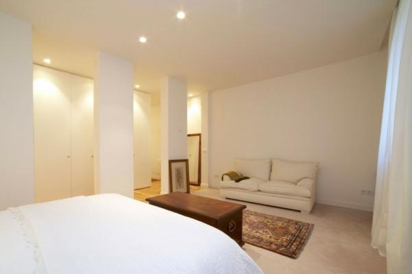 renovierung haus weiß ortega y gasset haus schlafzimmer teppich