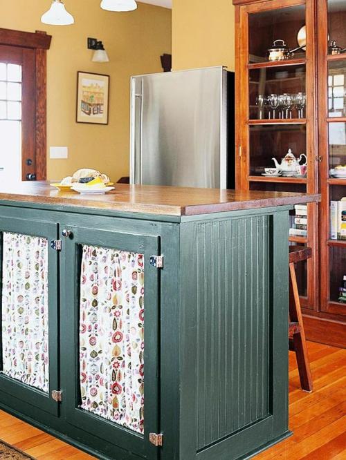 renovierung küche innovative einfügungen