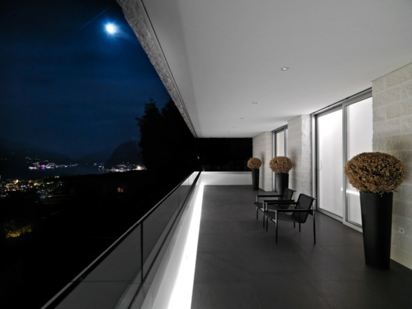 residenz attico migani terrasse