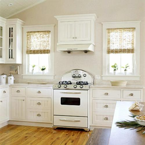 Vintage style küche  Originelle und extravagante Ideen für Retro-Küchen