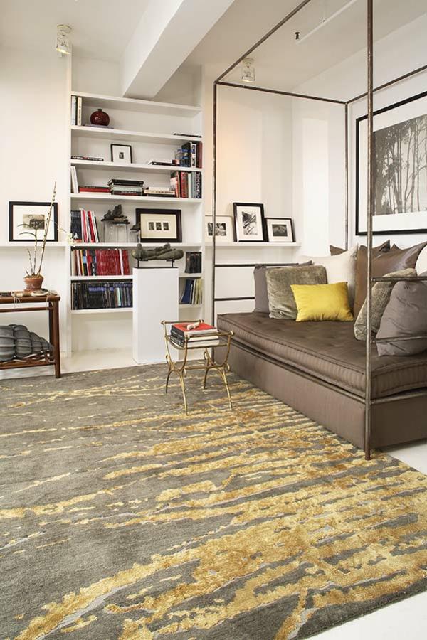 robuste deko ideen teppiche interieur design