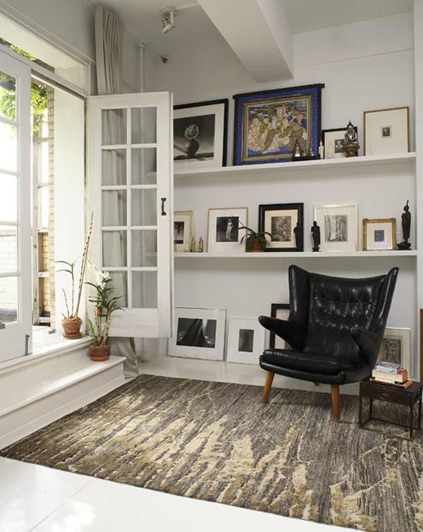 robuste deko ideen mit tufenkian's teppichen - Teppich Ideen