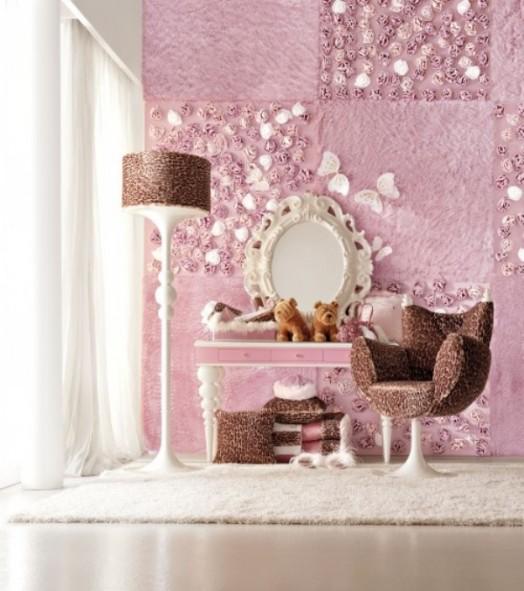 kinderzimmer braun rosa ~ interieurs inspiration - Wohnzimmer Braun Rosa