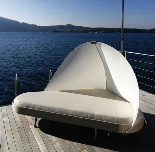 Stilvolles Ruhebett usona home design bequem