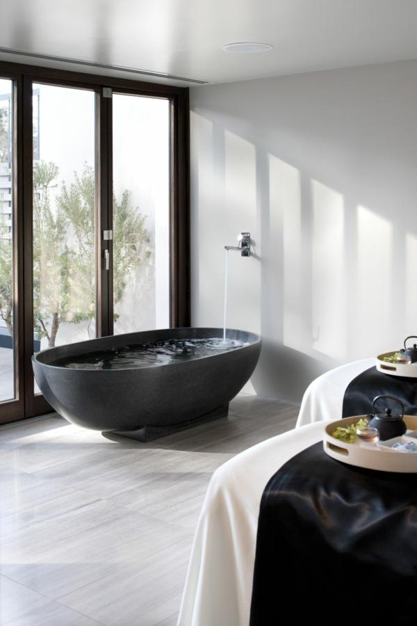 saffire freycinet urlaubsort tasmanien badewanne elegant