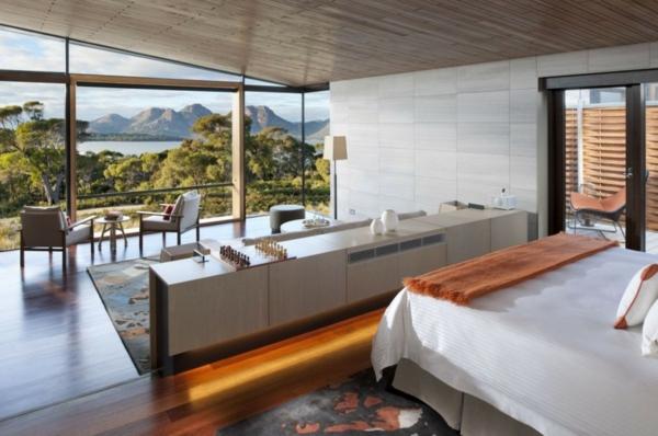 saffire freycinet urlaubsort tasmanien wunderschön blick natur