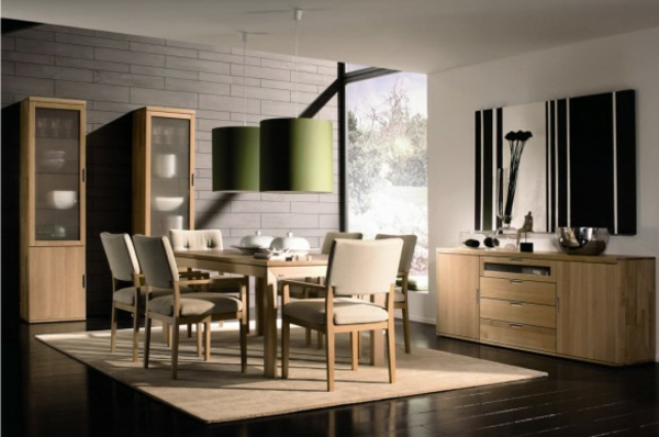erstaunlich gute ideen f r das esszimmer design von hulsta. Black Bedroom Furniture Sets. Home Design Ideas