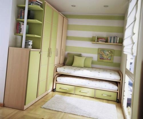 Kleines Schlafzimmer Anordnen - Mission Erreichbar! Schlafzimmer Platzsparend Einrichten