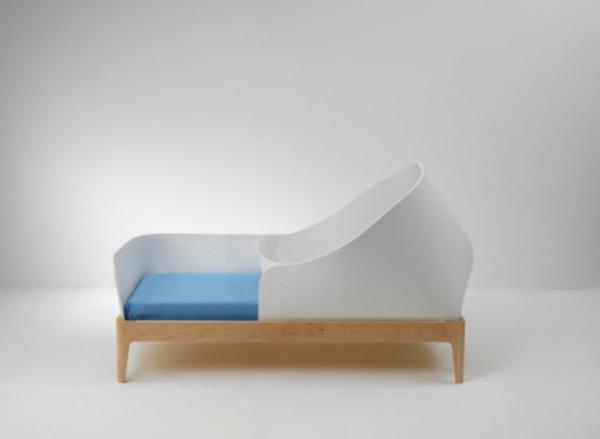 au ergew hnliches kinderbett inspiriert von den koreanischen schuhen. Black Bedroom Furniture Sets. Home Design Ideas
