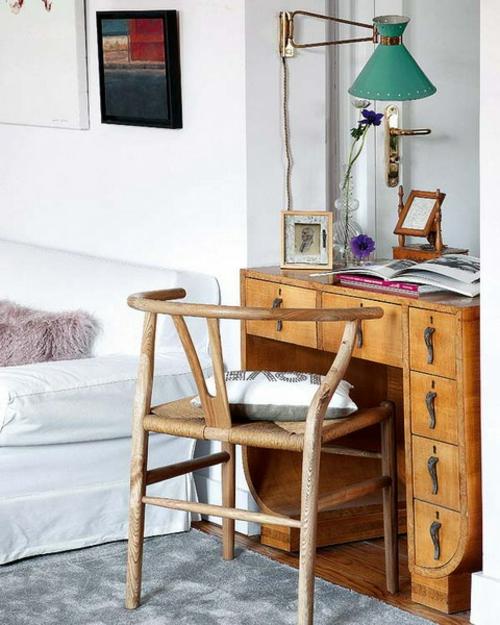 schreibtisch schubladen attraktiv stuhl