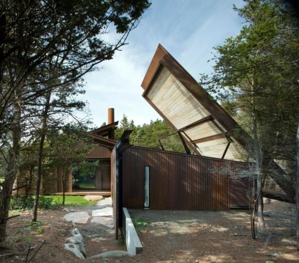 Shadowboxx Residenz usa gebirge dach natur