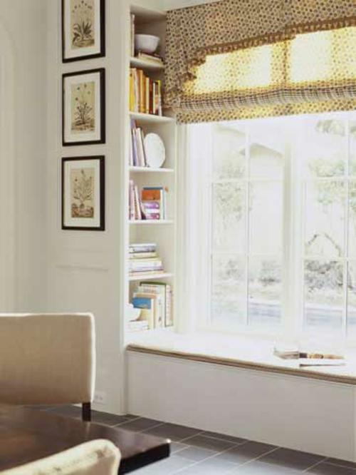 21 Vorschl 228 Ge F 252 R Gem 252 Tliche Und Bequeme Sitzecke Am Fenster