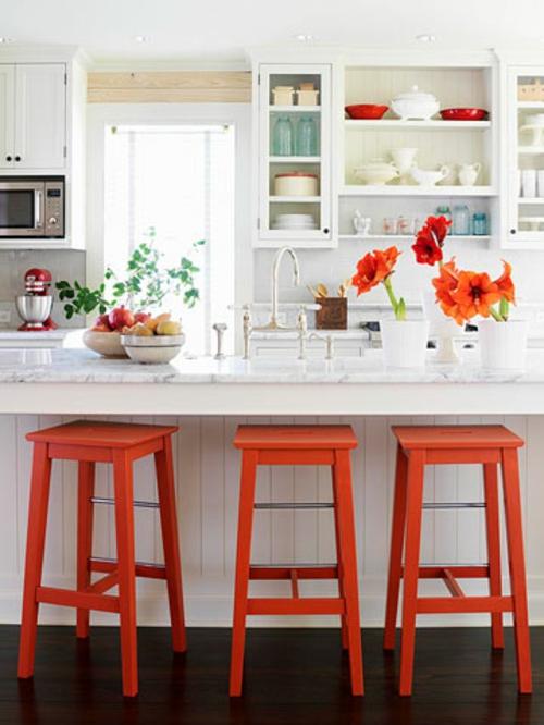 Kücheninsel Idee ~ wunderschöne ideen für kücheninsel mit sitzplätzen